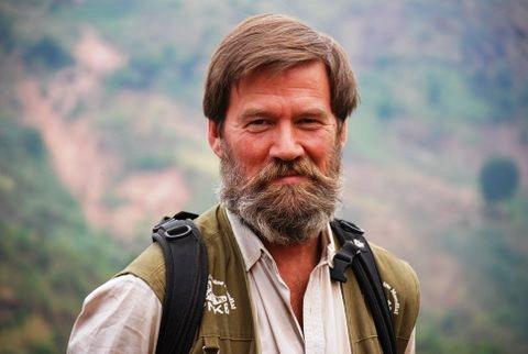 Dr. Ian Redmond